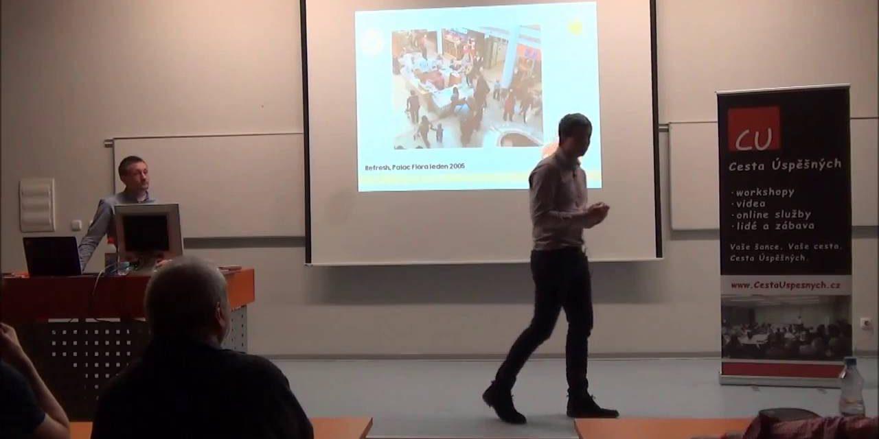 Tomáš Lichtenberg – Budování úspěšné franšízy (video)