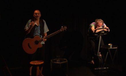 Malá Vizita – 8.1.2017 – Jaroslav Dušek a Pjér la Šé'z (video)