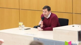Robert Záruba – Přepište dějiny aneb sport v ČT | LIDÉ Z PRAXE (video)