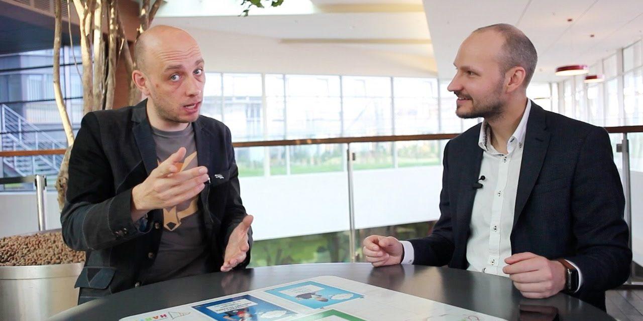 Gamifikace pro obchodníky a vedoucí týmů s Petrem Jezevcem Pouchlým   #janicnechci Gamifikace (video)