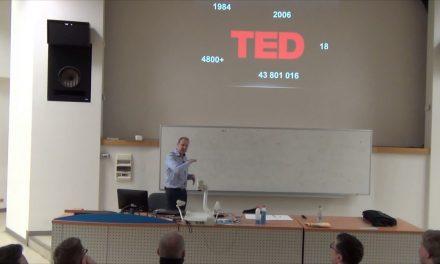 Martin Vasquez – 7 triků těch nejlepších řečníků TED Talks (video)