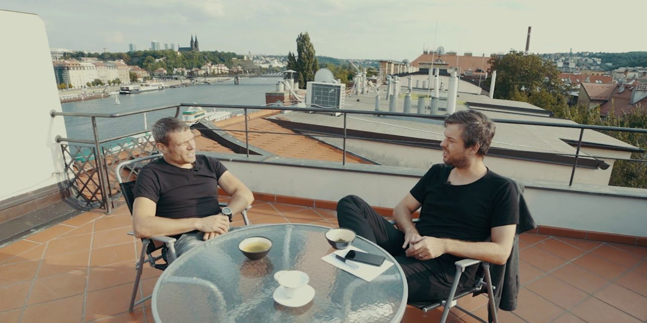 DEEP TALKS 01: Tomáš Šebek (video)