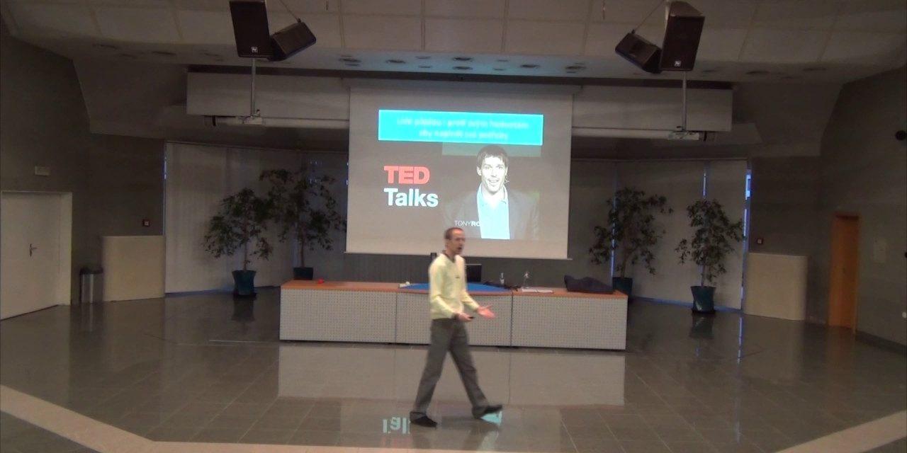 David Kocna – Prokrastinace a životní efektivita (video)