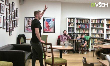 Hosté VŠEM – Dominik Novozámský (video)