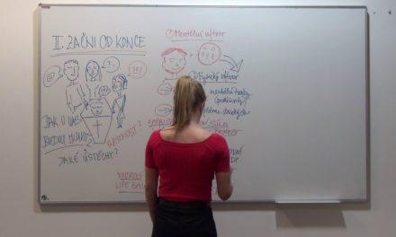 Druhý návyk – Ve tvé mysli začni od konce (video)