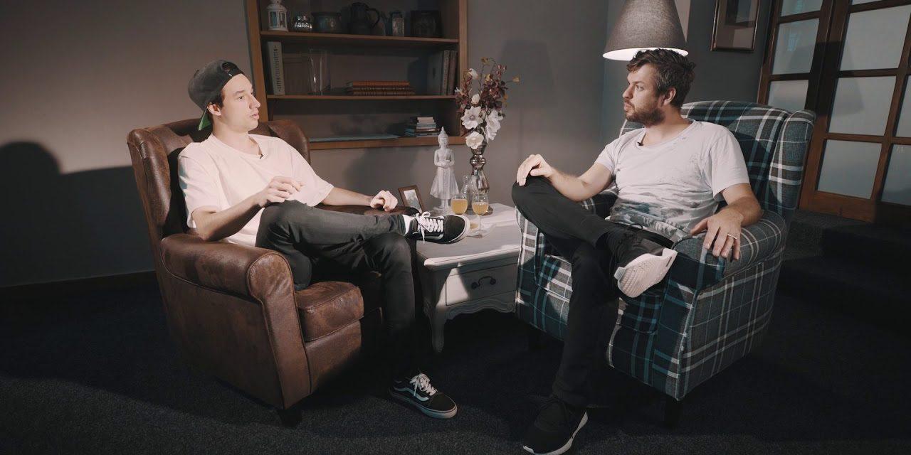 DEEP TALKS 09: Jonáš Čumrik alias Johny Machette (video)