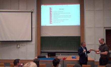 Karel Červený – Síla slov (video)