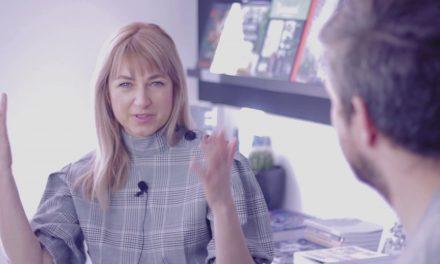 DEEP TALKS 14: Petra Caudr Hanzlíková (video)