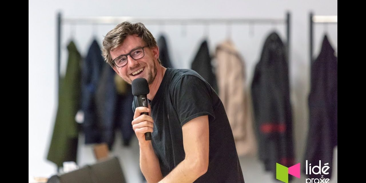 Janek Rubeš – The honest guide   LIDÉ Z PRAXE (video)