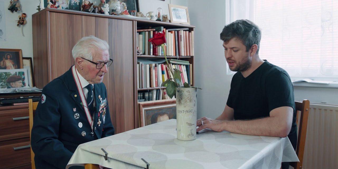 DEEP TALKS 17: Eduard Marek – 101letý pamětník, skaut a bývalý polický vězeň (video)