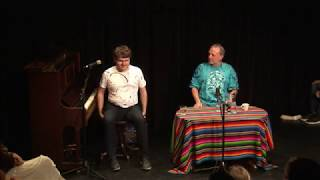Duše K – tentokrát s Robertem Lombinem – 10. 11. 2018 (video)