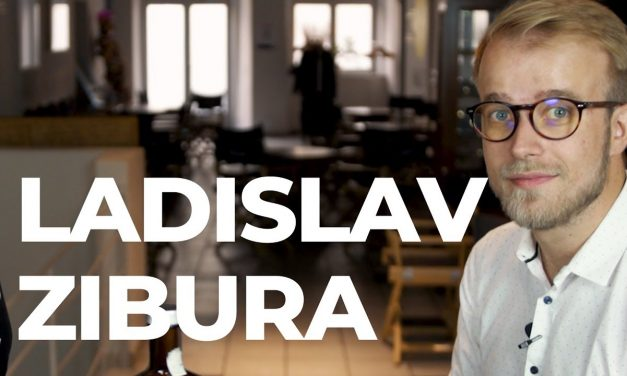 DEEP TALKS 21: Ladislav Zibura (video)