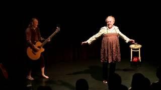 Malá Vizita – 13.1. 2019 – Jaroslav Dušek a Pjér la Šé'z (video)