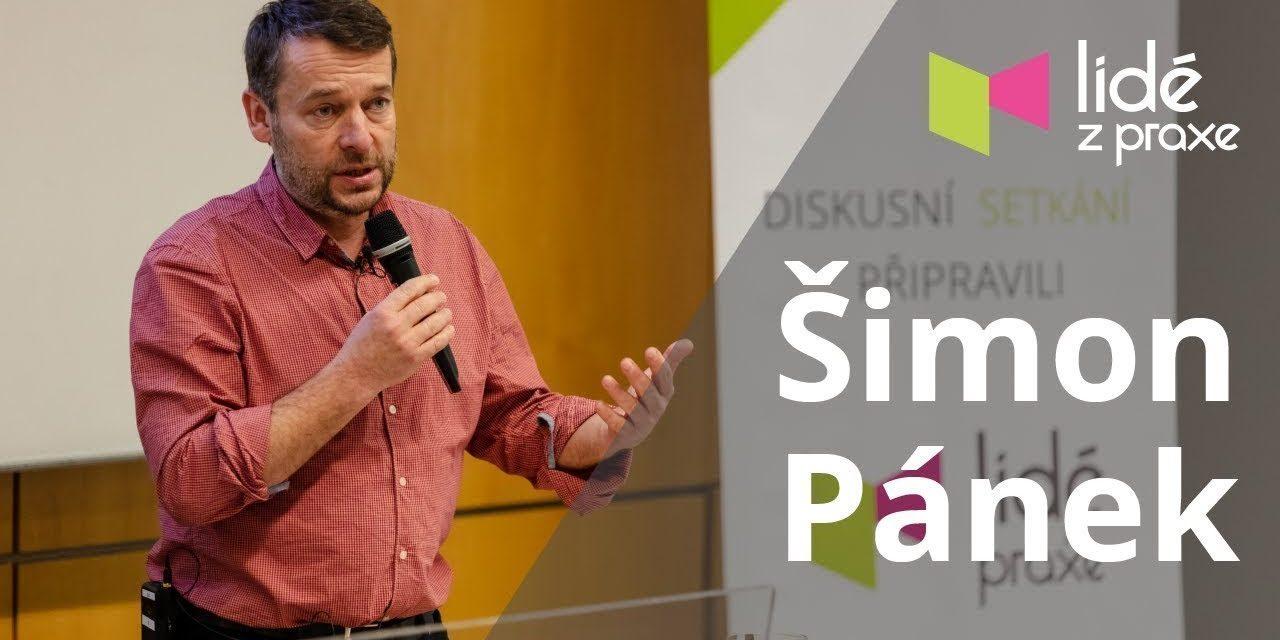 Šimon Pánek – Řízení neziskovky s miliardovým rozpočtem | LIDÉ Z PRAXE (video)