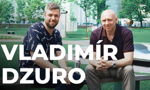 DEEP TALKS 29: Vladimir Dzuro – Vyšetřovatel válečných zločinů, druhý nejvýše postavený Čech v OSN (video)