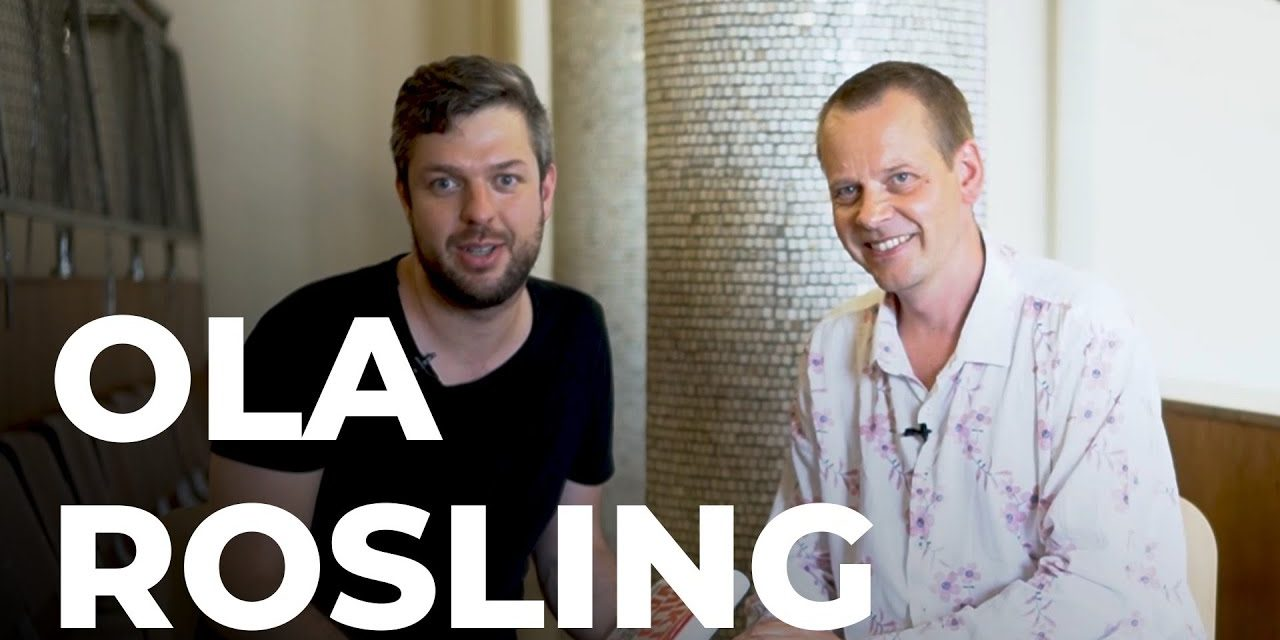 DEEP TALKS 30: Ola Rosling – Coauthor of the bestselling book Factfulness [ENG] (video)
