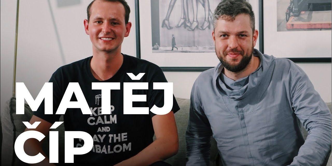 DEEP TALKS 34: Matěj Číp – Úspěšný Čech v Americe a jediný student cimbálu v USA (video)