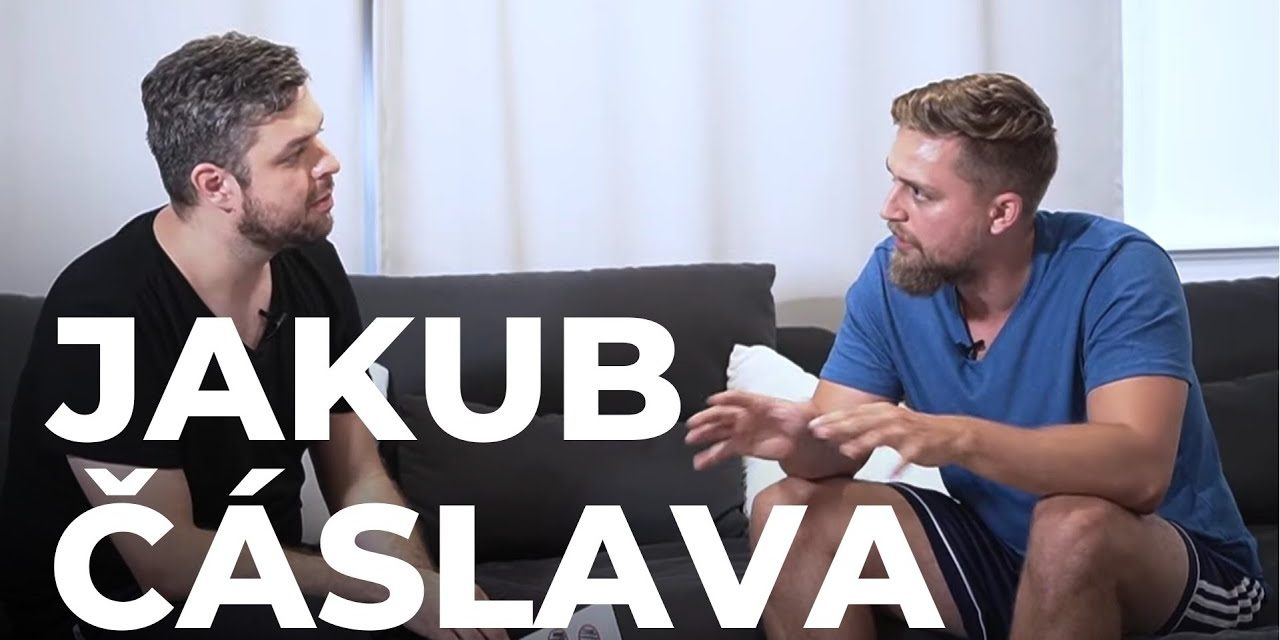 DEEP TALKS 35: Jakub Čáslava alias kubova_english – Učitel angličtiny a autor populárního podcastu (video)